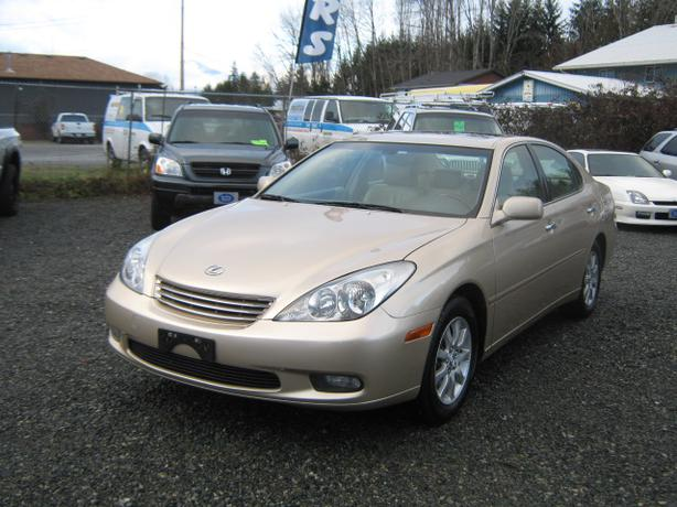 2002 Lexus ES 300 **PRICE REDUCED** YEAR END BLOW OUT**