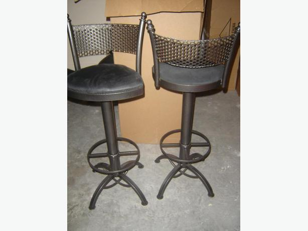 Custom wrought Iron Furniture Set
