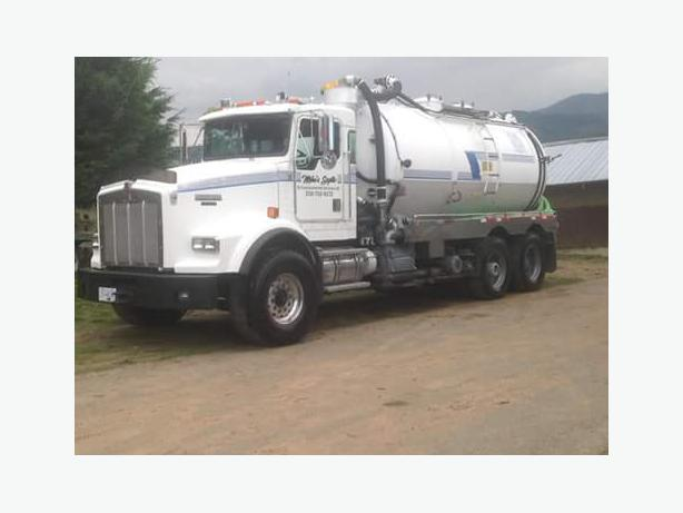 Mike's septic And Environmental Services