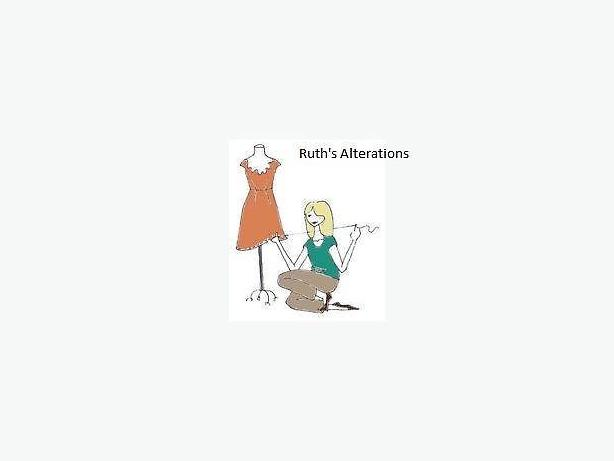 Ruth's Alterations