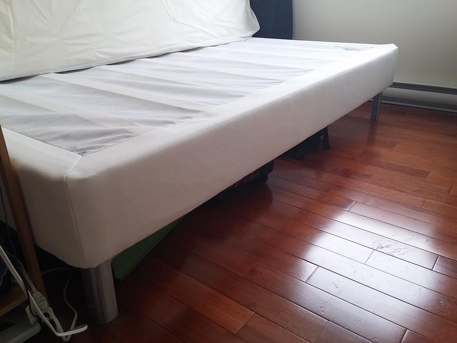 queen ikea sultan bed foundation mattress montreal 11877 | 50887728 934