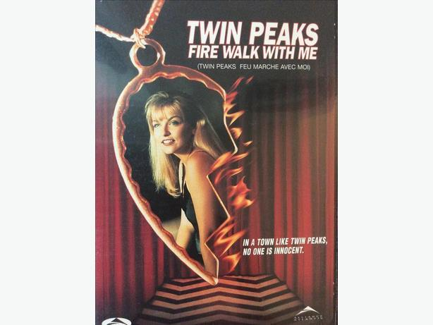 Twin Peaks: Fire Walk With Me DVD