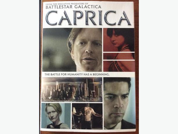 Caprica DVD - BSG prequel