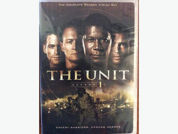 The Unit DVD set - Season 1