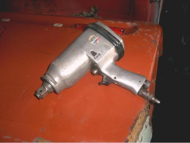 three quarter drive air impact gun