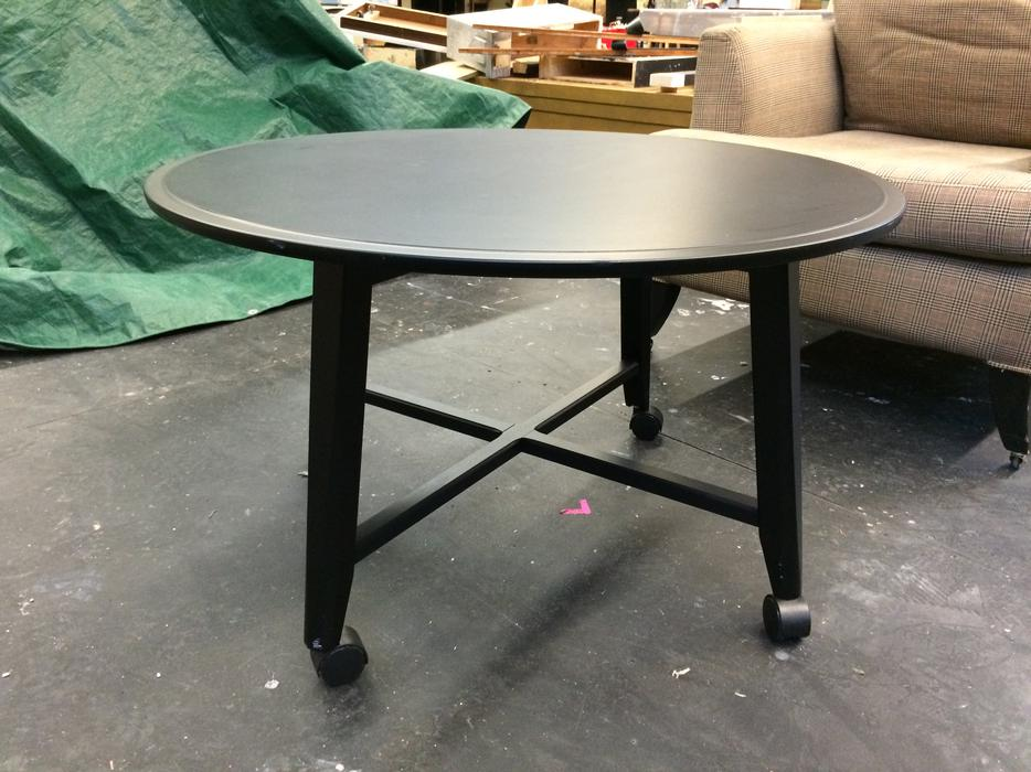 Ikea kragsta coffee table black originally priced 129 for Coffee tables kelowna