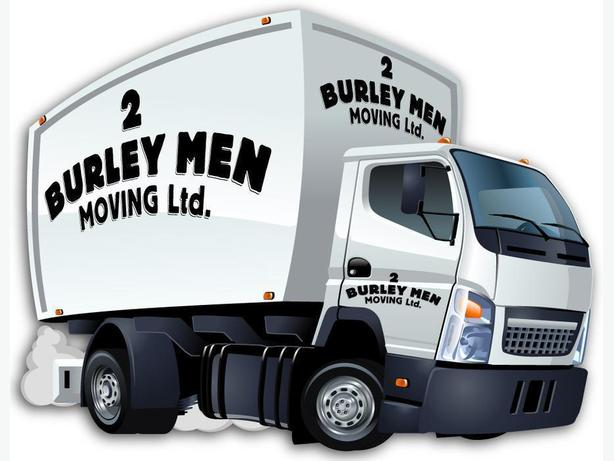 2 Burley Men Moving & Hauling Cut Rate For Moving West!