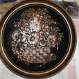 "Vintage 1977 Huge 20"" Diameter Coppercraft Wall Plaque"