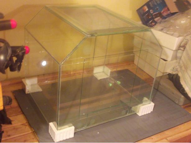 New 53 Gallon Barn Style Rodent or Reptile Tank