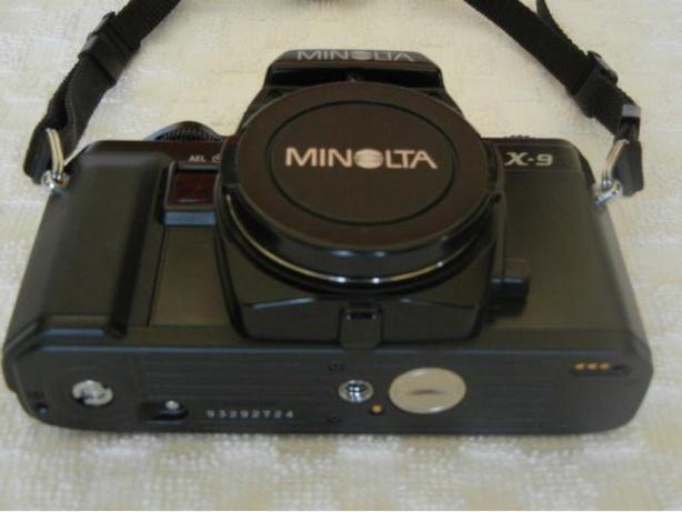 CAMERA Minolta X-9 35mm
