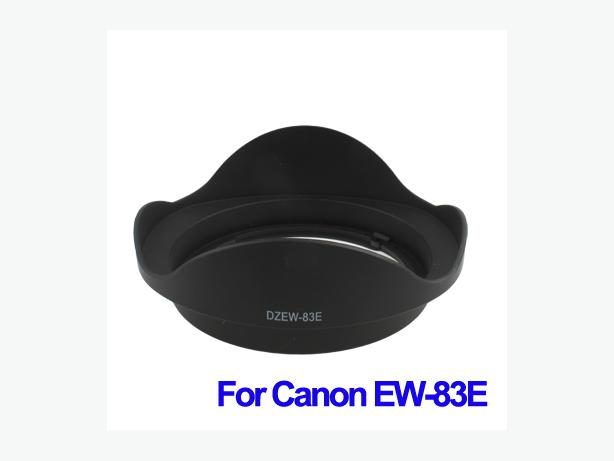 New Replacement Lens Hood for Canon EW-83E