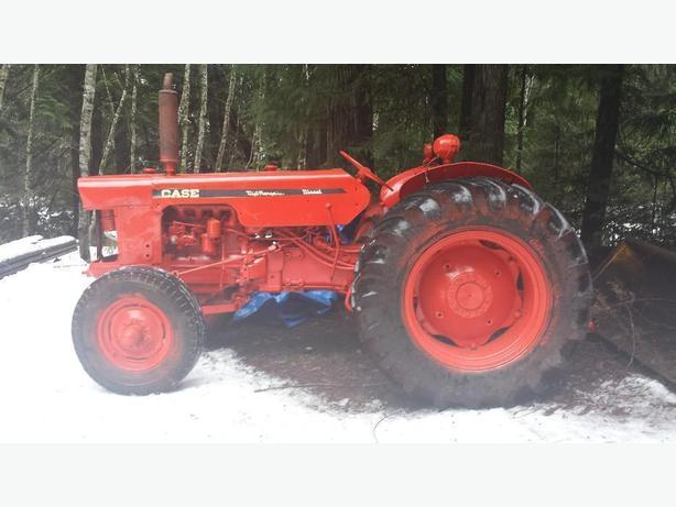 Updated photos!!1964 case 430 tractor parts