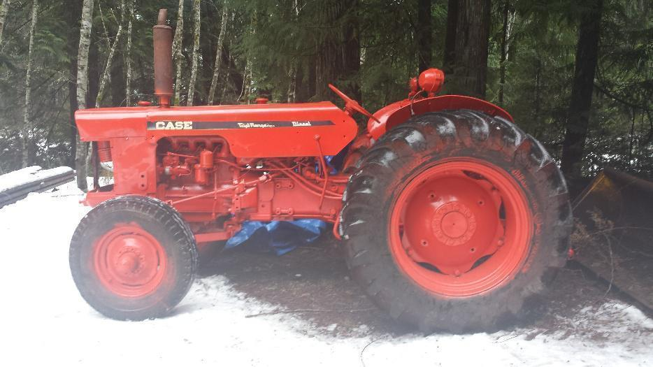 Case 430 Tractor Parts : Updated photos case tractor parts outside