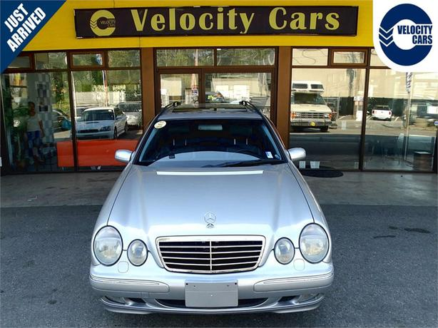 1999 mercedes benz e320 e class wagon awd sunroof no for Mercedes benz sunroof repair