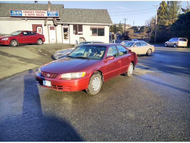 1999 Toyota Camry LE (Stock 2761)