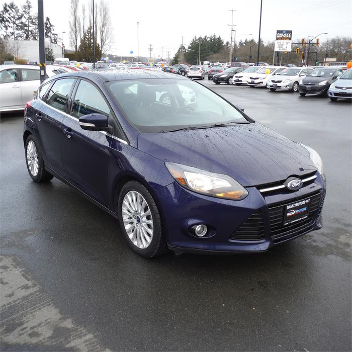 2012 ford focus titanium bluetooth sync bc only west shore langford colwood metchosin. Black Bedroom Furniture Sets. Home Design Ideas