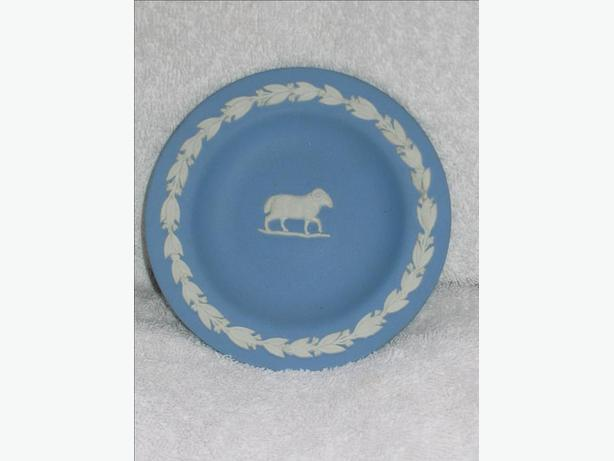 WEDGEWOOD HOROSCOPE PLATE - ARIES