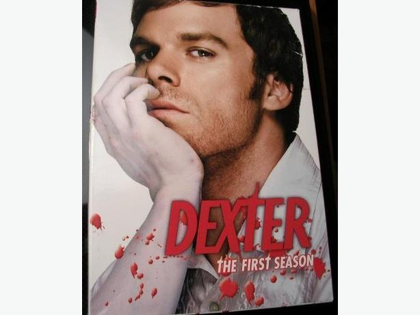 First Season of Dexter - DVD set.