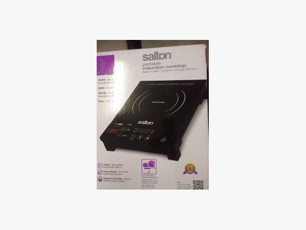 Salton Induction Cooktop