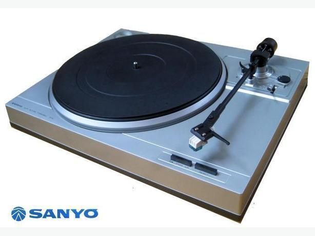 Turntable ~ Sanyo TP-X1