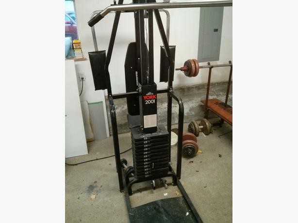 York home gym north saanich sidney victoria mobile
