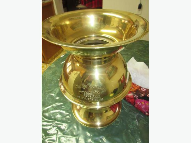 VINTAGE SPITTOON FROM GRAMPS ESTATE