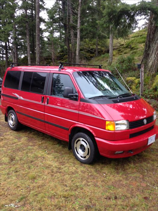 Campbell Nelson Vw >> ***REDUCED PRICE MINT 1992 VW EUROVAN Outside Victoria, Victoria