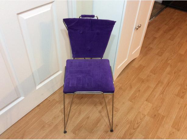 Mid century vanity chair Hull Sector (Quebec), Ottawa