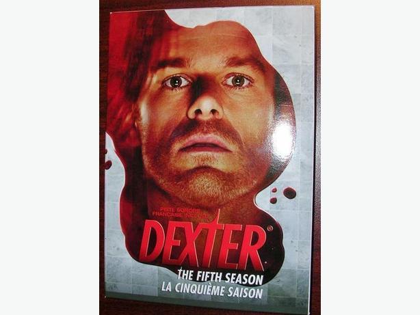 Dexter season 5- DVD set.