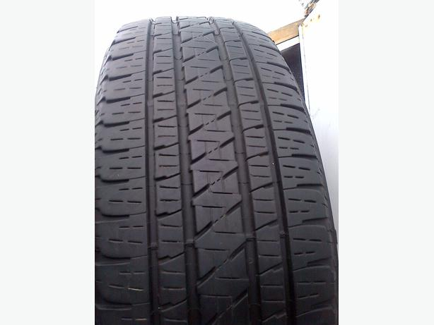 1 BRIDGESTONE DUELER H/L 245/65/17 105T ALL SEASON TIRE 90%