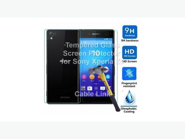 New Tempered Glass Screen Protector for Sony Xperia Z5
