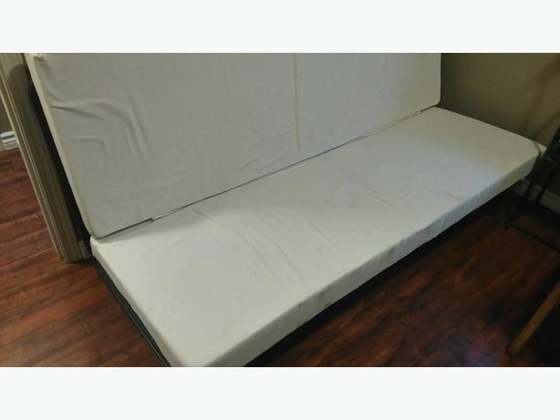 Free ikea folding out sofa beds surrey incl white rock for Ikea folding mattress