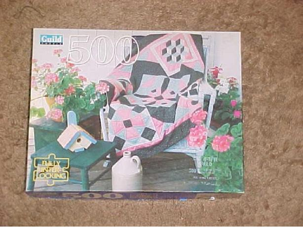 LAZY SUMMER AFTERNOON JIGSAW PUZZLE
