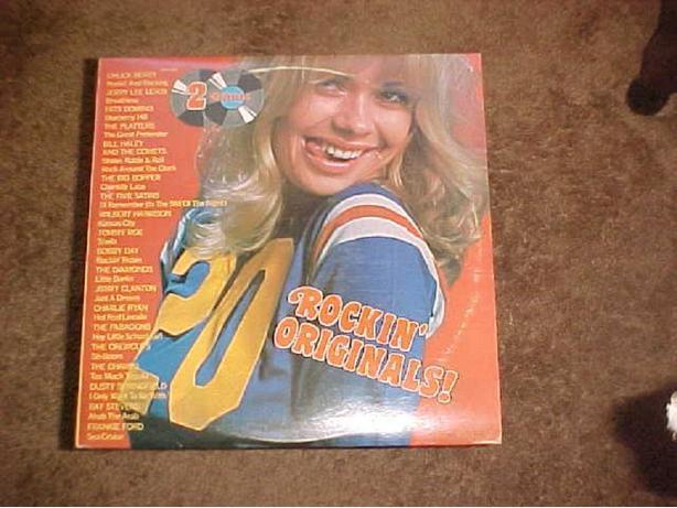 ROCKIN ORIGINALS VINYL LP