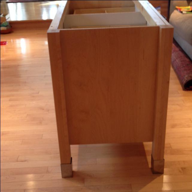 Ikea Kitchen Ads: IKEA VARDE 4 Drawer Island/Base Cabinet Sooke, Victoria