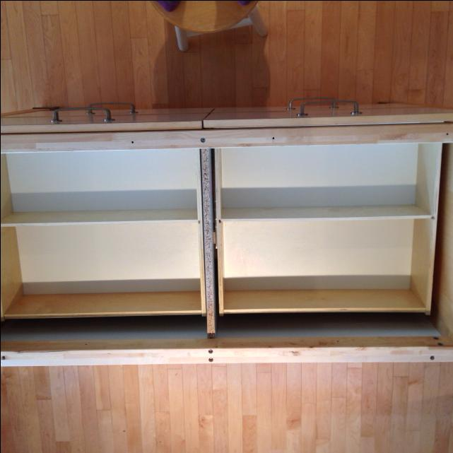 Used Kitchen Cabinets Vancouver: IKEA VARDE 4 Drawer Island/Base Cabinet Sooke, Victoria