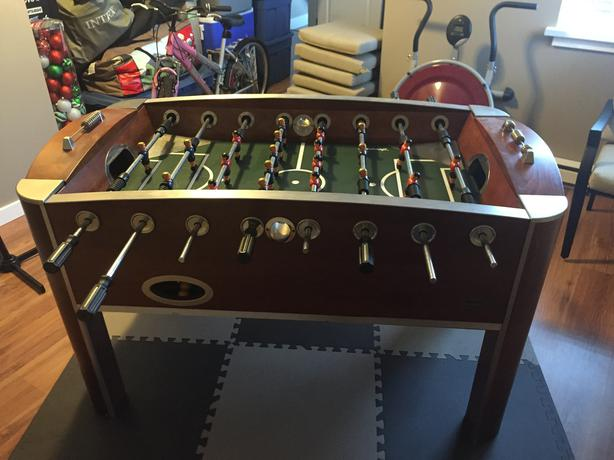 Sportcraft Amf Coliseum Foosball Table South Nanaimo