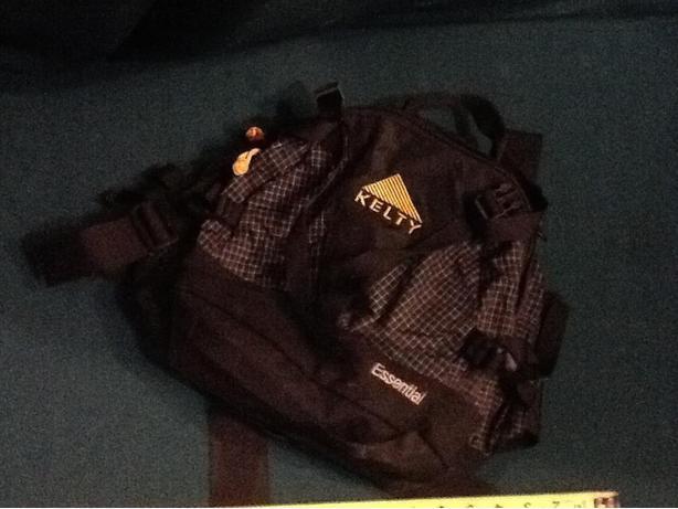 Kelty Essential 750 Climbing waist pack