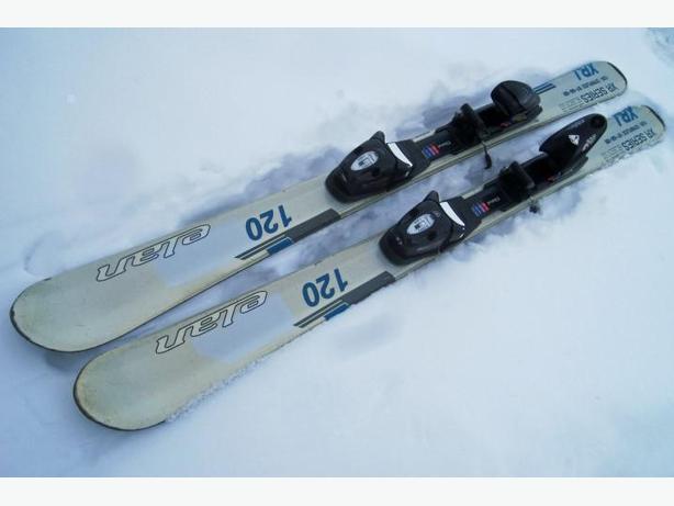120cm Elan XRJ Skis