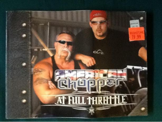 American Chopper - At Full Throttle