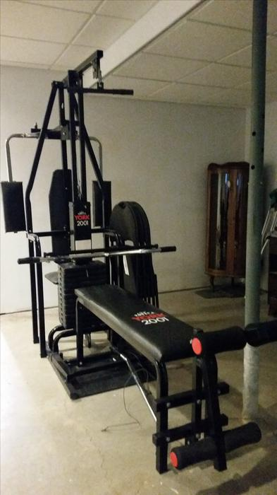 York home gym south regina