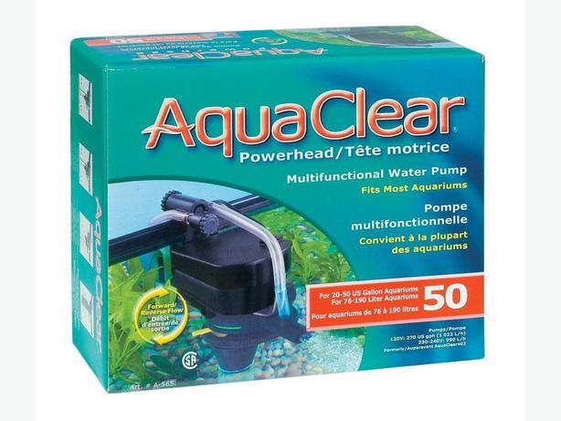 Aqua Clear Powerhead 50 - NEW