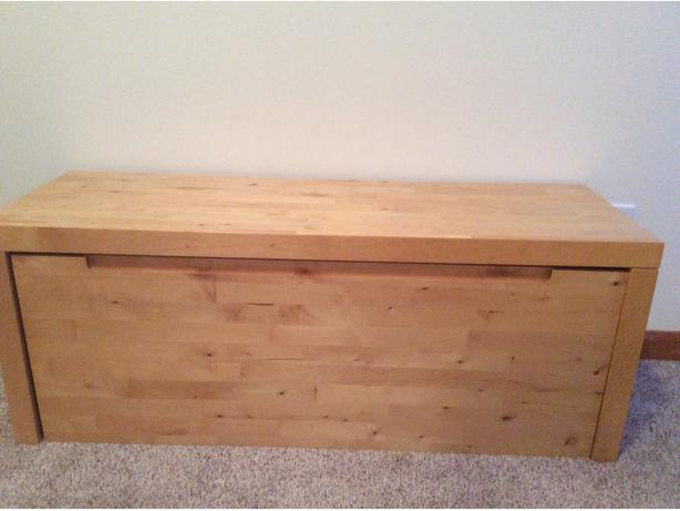 Ikea Norrebo Storage Bench Ikea Norrebo Stroage Bench Toy Ottoman Saanich Victoria