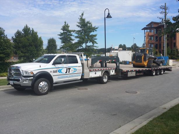 Hot Shot Trucking  Expedited Shipping  24/7/365  JT Hotshotting