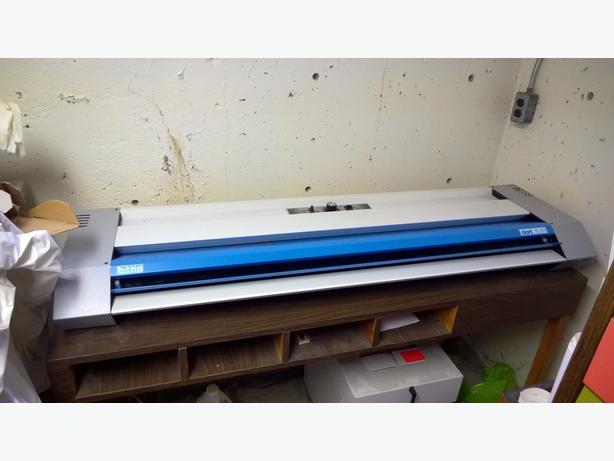 Diazit dart xl120 model 6050 blueprint printer west shore langford diazit dart xl120 model 6050 blueprint printer malvernweather Gallery