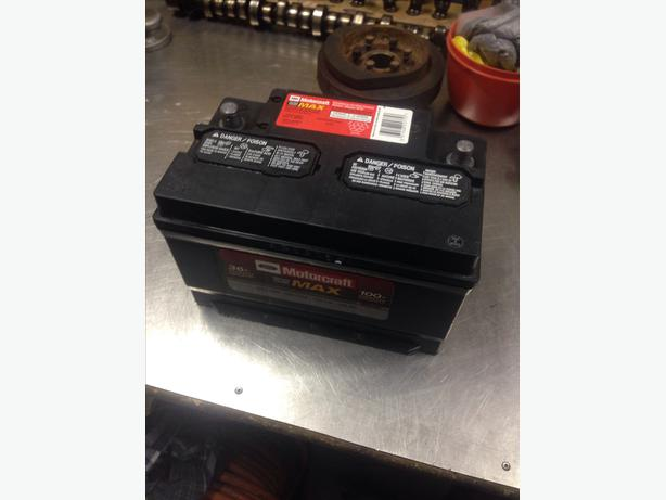 Motorcraft Battery Bxt 40r West Regina Regina