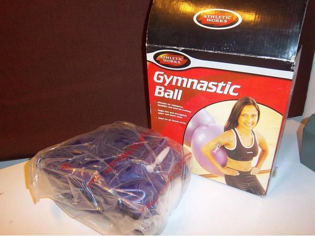 """Athletic Works"" Gymnastic ball"