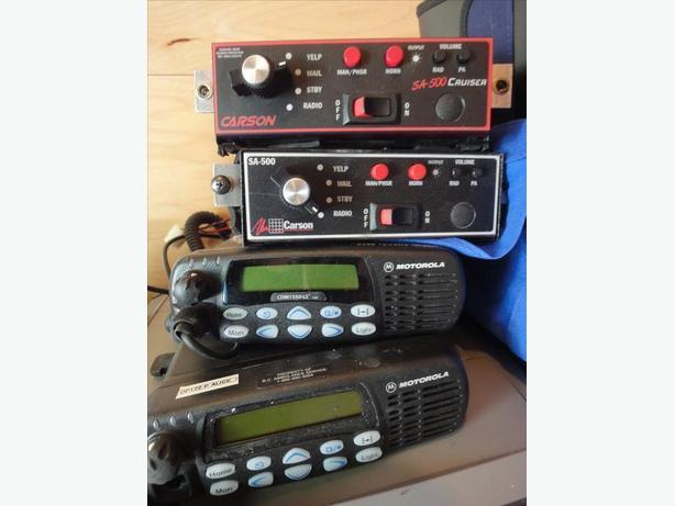 WANTED - DONATION OF HAM RADIO EQUIPMENT FOR SCOUTS IN SOOKE