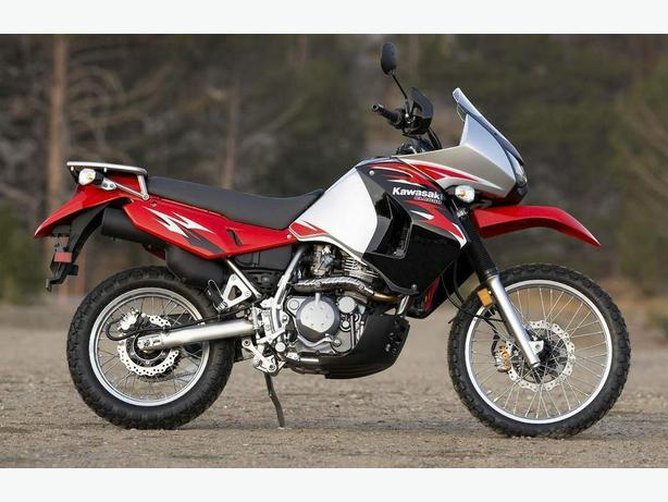 Kawasaki KLR650 685cc upgrade kit
