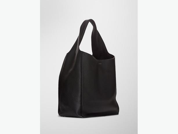 Aritzia Auxiliary Silo hobo bag - pebbled leather West Shore ...